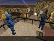 Team Fortress Classic: Sreen zum Multiplayer Titel.
