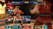 Tekken Card Tournament 2.0: Screenshots