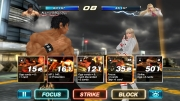 Tekken Card Tournament 2.0: Screenshots
