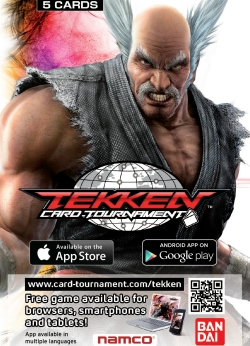 Tekken Card Tournament 2.0
