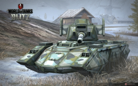 World of Tanks - Blitz: Erster Mecha-Panzer