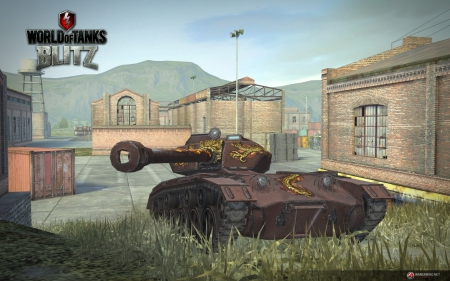 World of Tanks - Blitz: Mondjahr-Event