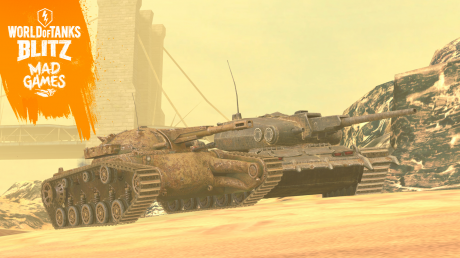 World of Tanks - Blitz - Post-apokalyptisches Halloween-Event gestartet