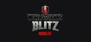 Logo for World of Tanks - Blitz