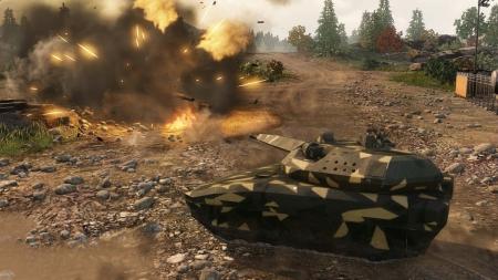 Armored Warfare: Screen zum Erweiterung - Art of War.