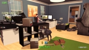 Goat Simulator: Screen zum Ziegen-Simulator.