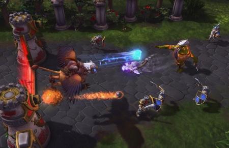 Heroes of the Storm - Hanzo, Gameplay-Updates und weiter Änderungen durchs frische Update