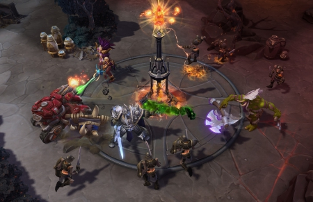 Heroes of the Storm - Ein neuer Held hat das Nexus betreten