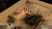 Frontline Tactics: Screen zum Action-Strategie Titel.