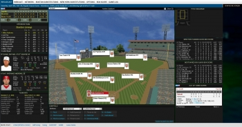 Out of the Park Baseball 15: Screenshots zum Artikel