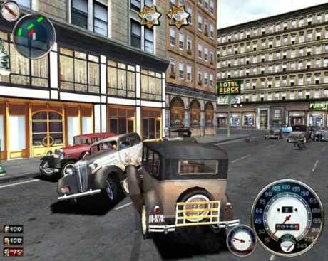 Mafia: Screen zum Spiel Mafia.