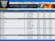 Franchise Hockey Manager: Screenshots