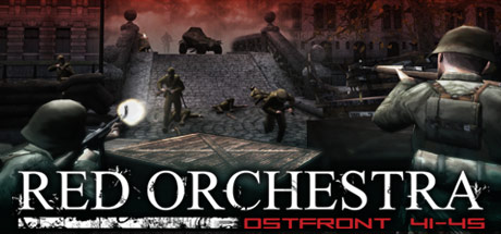 Logo for Red Orchestra: Ostfront 41-45