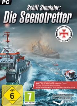 Schiff - Simulator: Die Seenotretter