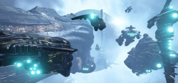 EVE: Valkyrie: Screenshots 09-16