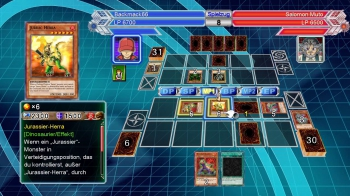 Yu-Gi-Oh! Millennium Duels: Screenshots zum Artikel