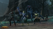 Star Wars: The Old Republic: Screenshot aus dem Novare-Kriegsgebiet
