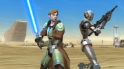 Star Wars: The Old Republic: Screenshot aus dem Online-Rollenspiel