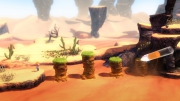 Max: The Curse of Brotherhood: Screen zum Adventure.