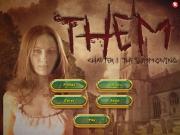 Them - The Summoning: Screen zum Gelegenheitsspiel.