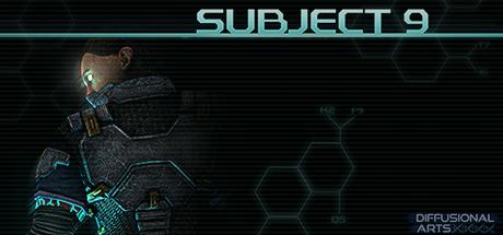 Subject 9 - Subject 9