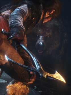 Rise of the Tomb Raider - Blutsbande VR-DLC nun auch auf SteamVR verfügbar