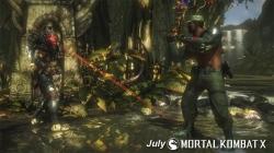Mortal Kombat X: Der Predator als dritter DLC folgt im Juli