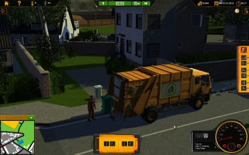 RECYCLE: Der Müllabfuhr - Simulator: Screenshots zum Artikel