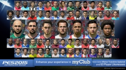 Pro Evolution Soccer 2015: Data Pack 4