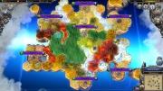 Warlock 2 - The Exiled: Screen zum Rundenstrategie-Titel.