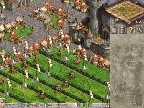 Anno 1503: Screen zum Spiel  Anno 1503.
