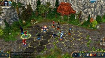 Kings Bounty: Dark Side: Screenshots zum Artikel