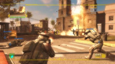 Ghost Recon: Advanced Warfighter 2: Screen zum Spiel Ghost Recon: Advanced Warfighter 2.