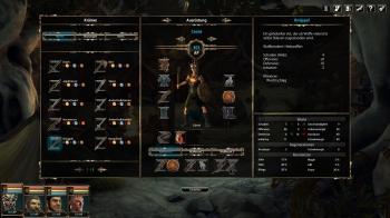 Das Schwarze Auge: Blackguards 2: Screenshots zum Artikel