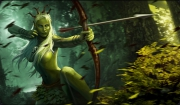 The Witcher Battle Arena: Screen zum Free2Play MOBA Titel.
