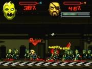 Zompocalypse: Screenshot aus dem 2D-Action-Shooter Zompocalypse