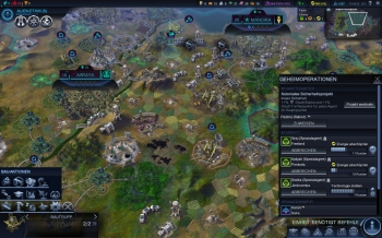 Sid Meier's Civilization Beyond Earth: Screenshots zum Artikel