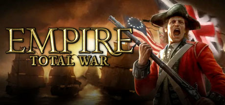Logo for Empire: Total War