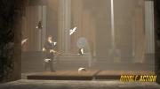 Double Action: Boogaloo: Screen aus dem Action Titel.