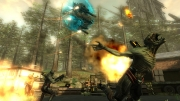 Resistance 2: Screenshot aus dem PS3-Shooter Resistance 2