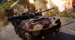 Just Cause 3 - Anime-Trailer zur kommenden Mech Land Assault Erweiterung