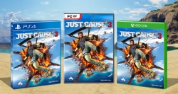 Just Cause 3: Packshot 24042015