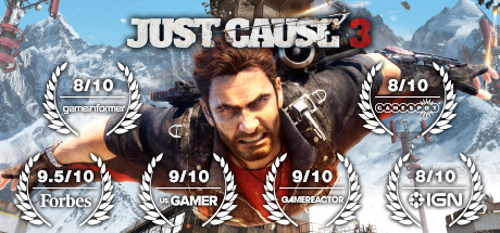 Just Cause 3 - Just Cause 3
