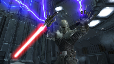Star Wars: The Force Unleashed: Screen zum Spiel Star Wars: The Force Unleashed.