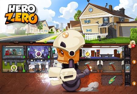 Hero Zero: Umfangreiches Feature und Relaunch der mobilen Version für den Free2Play-Hit