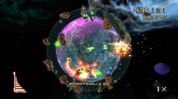 Super Stardust Ultra: Screenshots zum Artikel