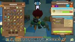 SkySaga: Screenshots zur Skysaga Beta
