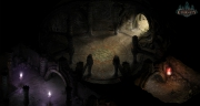 Pillars of Eternity: Screen zum Rollenspiel.