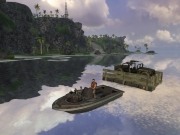 Far Cry: Screen zum Shooter.