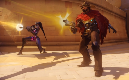 Overwatch: Official Screenshots